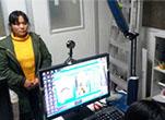 邢台市利盾电子科技有限公司启用人证识别系统