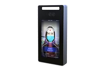 工地实名制人脸识别考勤测温设备
