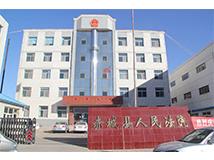 河北赤城县人民医院人脸识别测温通道项目正式竣工!